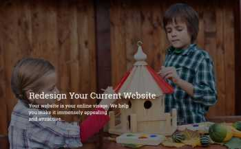 Corporate website redesign company Chennai India