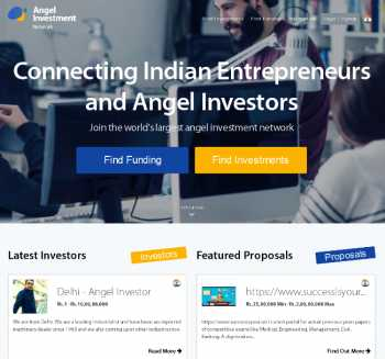 Free service for investors interested in funding