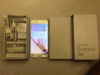 Samsung galaxy S6 brand new factory unlocked.